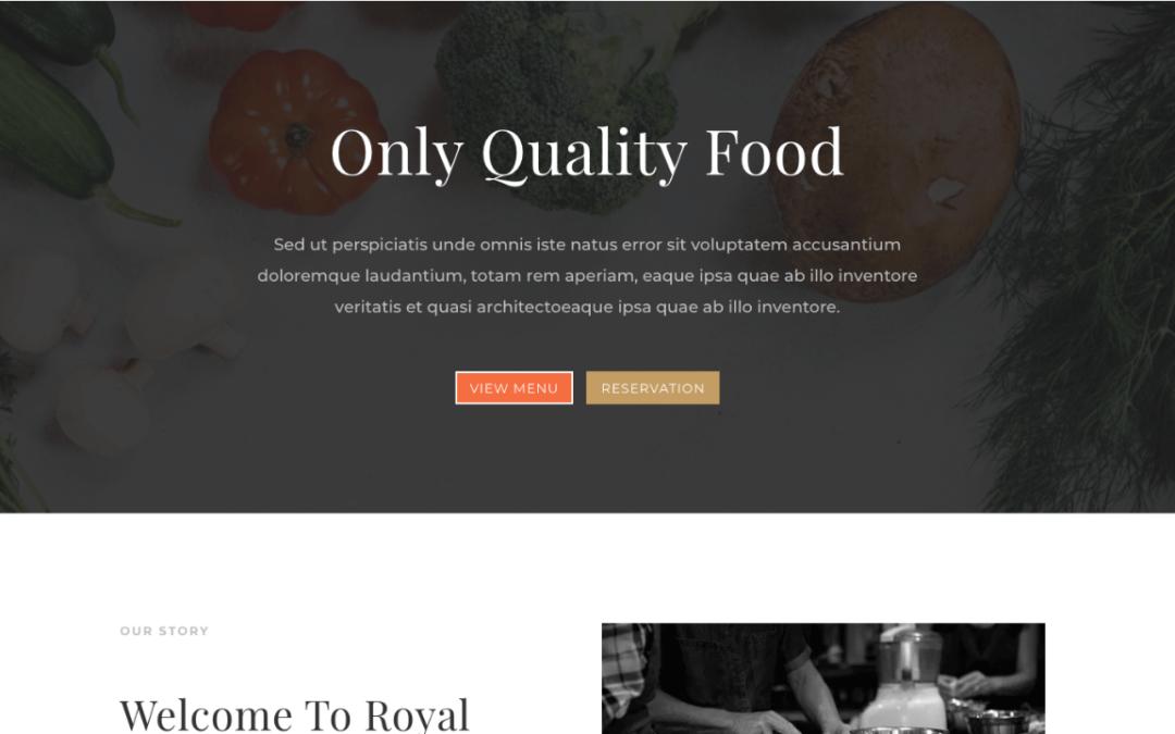 10 raisons de créer un site internet pour son restaurant